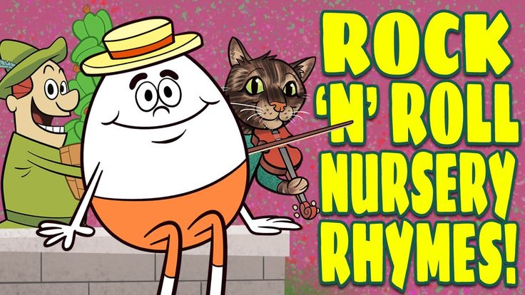 Nursery Rhymes Collection - Rock n' Roll Nursery Rhymes - Kids Songs by The Learning Station