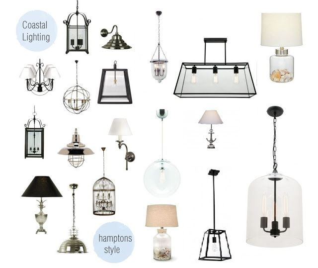 Hamptons Style Lighting - Our Hamptons Home: The Hamptons Style