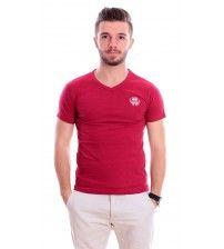 Erkek Kırmızı T-Shirt 3647
