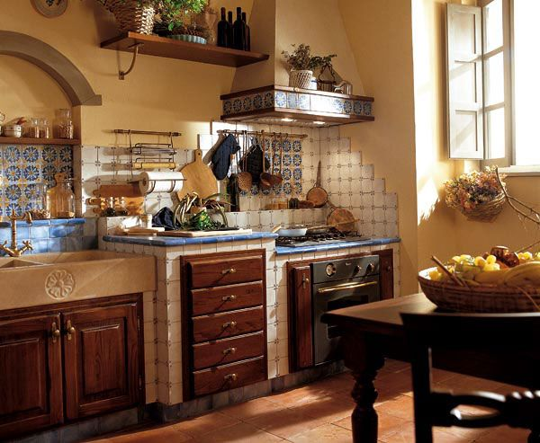 29 fantastiche immagini su cucine su pinterest casa e for Piani di casa cabina rustica