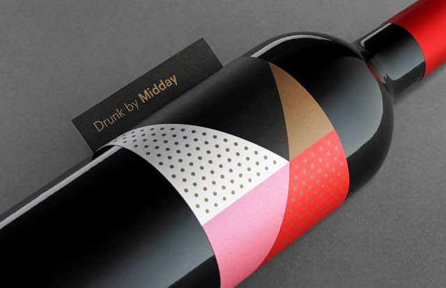 Drunk by Midday on Packaging of the World - Creative Package Design Gallery