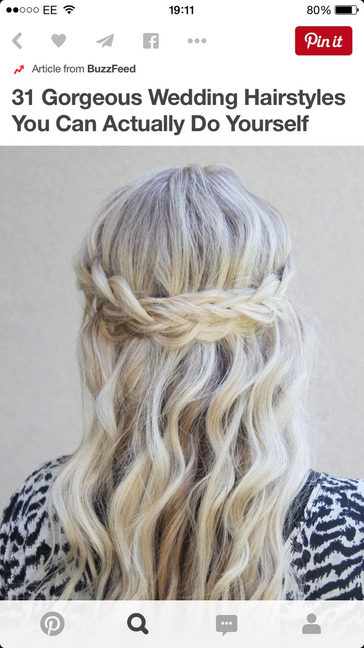 23 best Hair Style images on Pinterest | Make up, Chignons and Hair dos