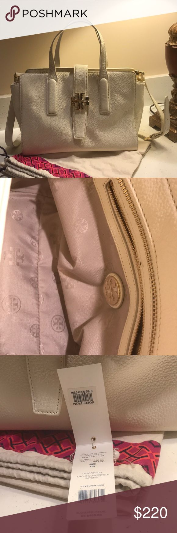 Tony Burch bag Nice soft leather Tory purse with dust bag Tory Burch Bags Satchels