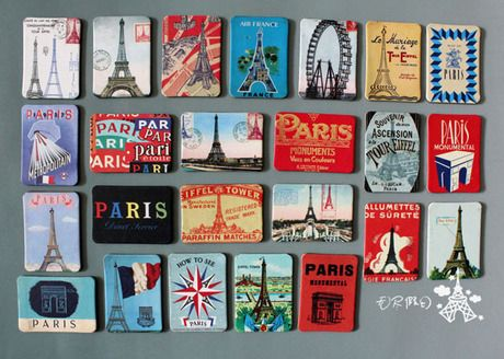Find More Fridge Magnets Information about 24 Piece Magnetic Fridge Magnets Refrigerator Sticker Paris Eiffel Tower Home Decoration Accessories Magnetic Paste Arts/Crafts,High Quality magnetic fridge magnets,China fridge magnet Suppliers, Cheap magnet refrigerator from Lucky100% on Aliexpress.com
