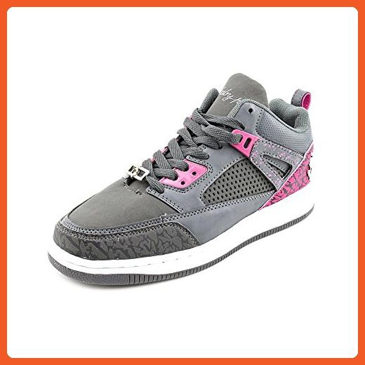 Flex 2016 RN (GS), Chaussures de Course Fille, Rosa (Pink Blast/Metallic Silver-Black), 37 1/2 EUNike