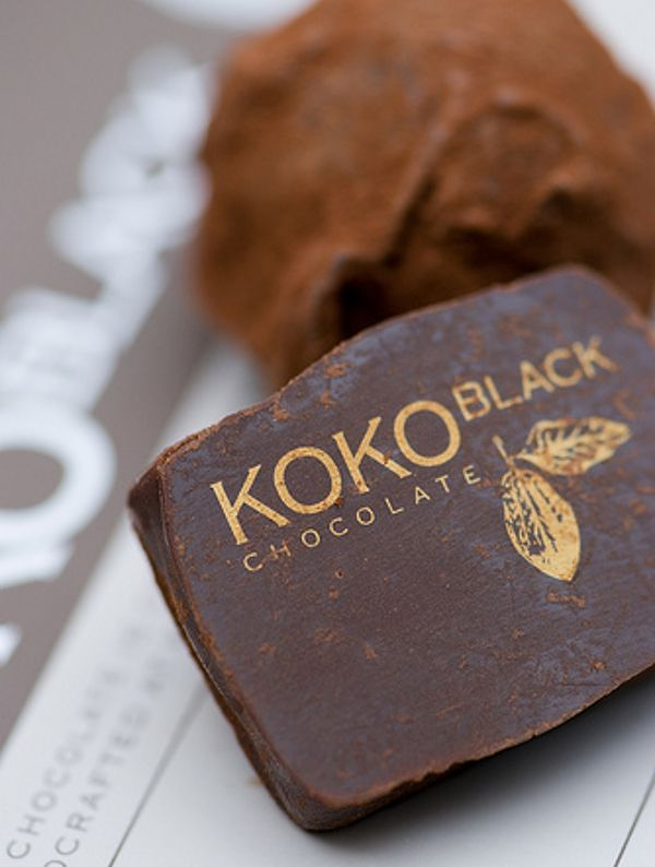 Koko Black Chocolate - beautiful from Melbourne!