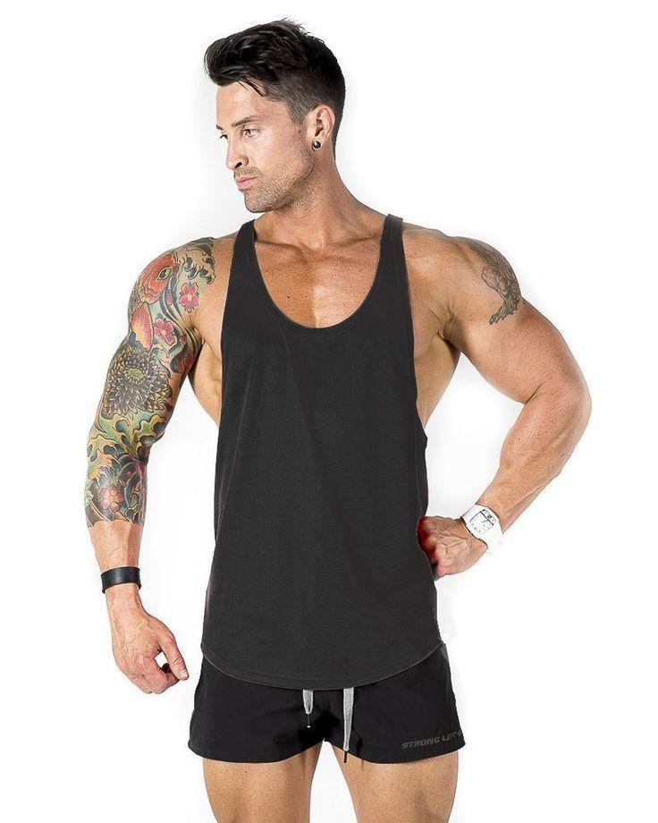 20 Best Images About Men S Tanks On Pinterest: 11 Best Images About Gym Wear