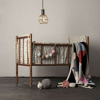 HOW TO ROCK THE WICKER AND CANE COT TREND