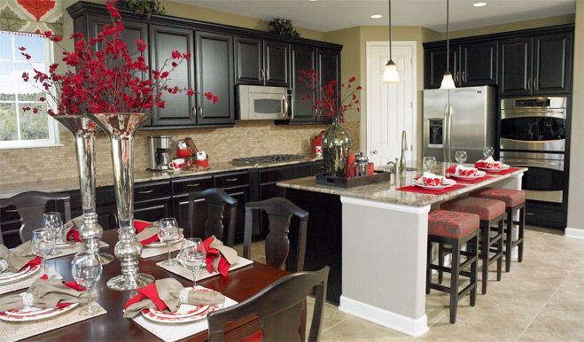 Richmond American Homes Daniel Kitchen For The Home Pinterest Home Cooking And Models