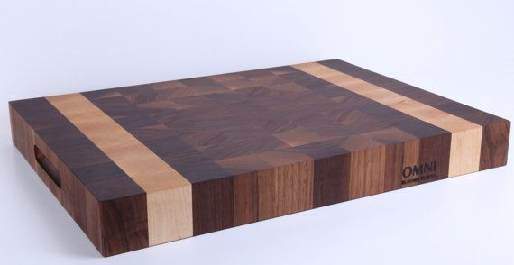 At Omni Butcher Blocks we believe in crafting only the best cutting boards on…