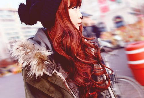 : Hair Colors, Ulzzang Hairstyle, Ulzzang Girls, Accessories Hair, Korean Hairstyle, Haircolors Style, Korean Hair Color, Asian Hairstyles