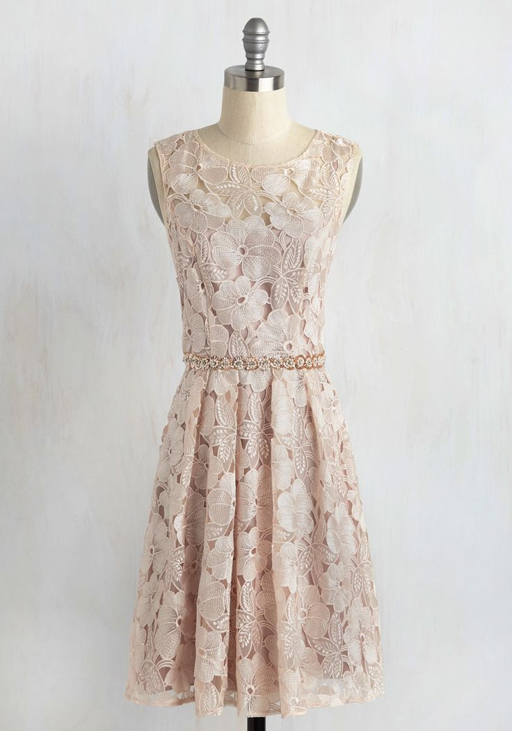 Applause of Nature Dress, #ModCloth