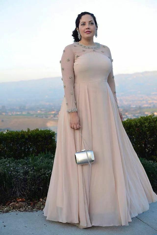 Hernoso vestido inspiración