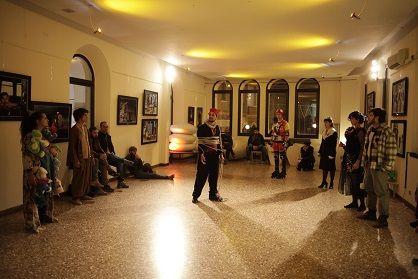 Mirandolandia  Storie di lavoro, pane e nebbia http://www.viefestivalmodena.com/spettacoli/mirandolandia/  Foto Luca Del Pia