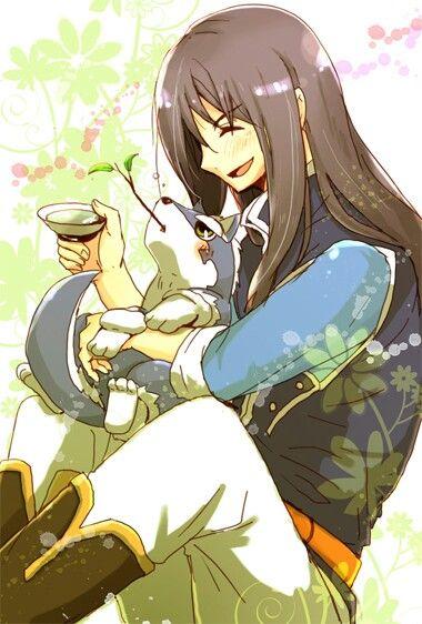 Yuri and Repede - Tales of Vesperia