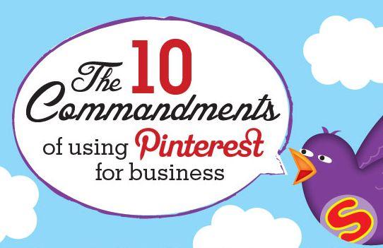 #pinterest for #business