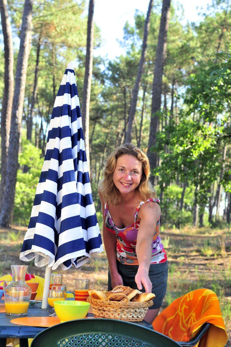 Profitez de vos vacances dans un cadre extérieur agréable aux demeures du Lac à Casteljaloux. By Goelia
