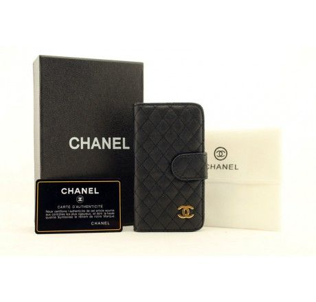 chanel iphone 5 cases leather case for iphone 55s44s