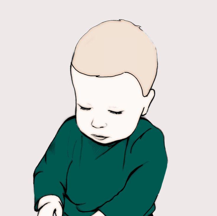 Monsieur boudeur #poème #boudeur #coquin #bébé