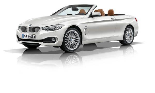 #BMW Serie 4 Cabriolet.
