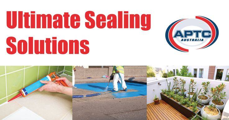 One stop shop for all your Construction Sealants, Waterproofing Systems, Adhesives, Green Roof Systems and Applicator Tools in Melbourne. #APTCAustralia