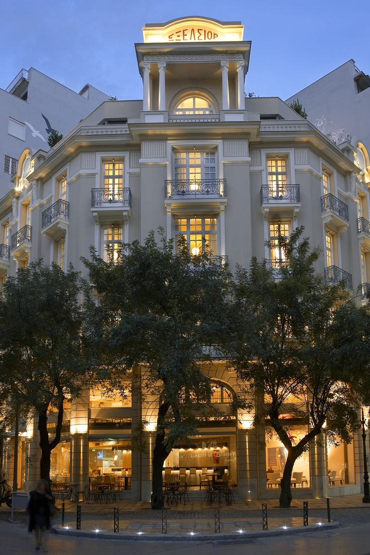 Excelsior Hotel, Thessaloniki, Greece