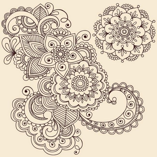 108 best מנדלות images on Pinterest | Mandalas, Diseño dibujo de ...