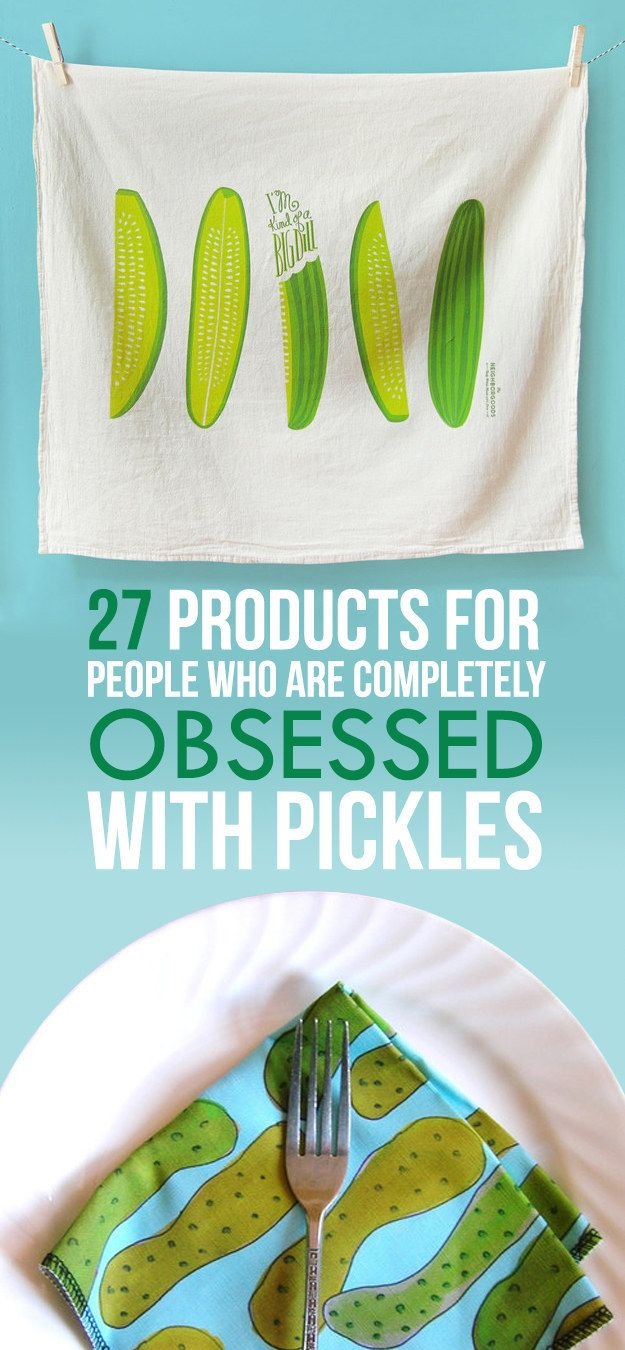 Pick one or pickle 'em all.