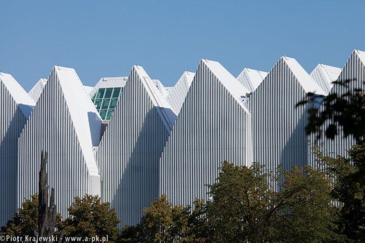 Philharmonic Hall Szczecin under construction, Szczecin, architects Barozzi /Veiga | Poland © Piotr Krajewski