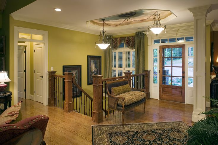 top tips for cleaning hardwood floors foyer entryway basement staircase open basement. Black Bedroom Furniture Sets. Home Design Ideas