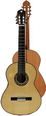 Ver Modelo Canastera III (Natural): Guitarra Flamenca del Constructor Francisco Bros, en el Blog de guitarra Artesana