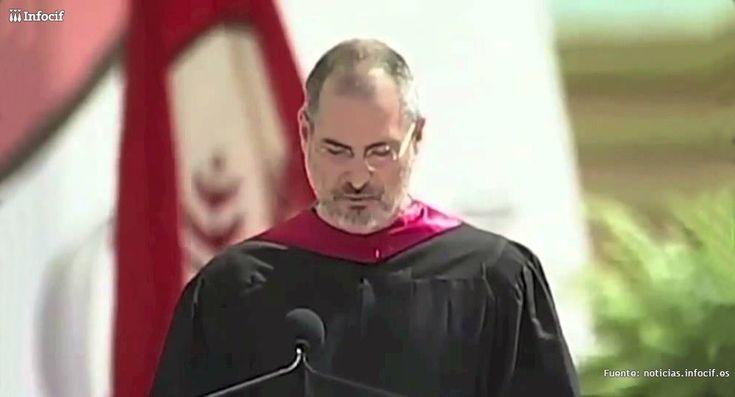 Lo que puedes aprender del famoso discurso de Steve Jobs en la Universidad de Stanford