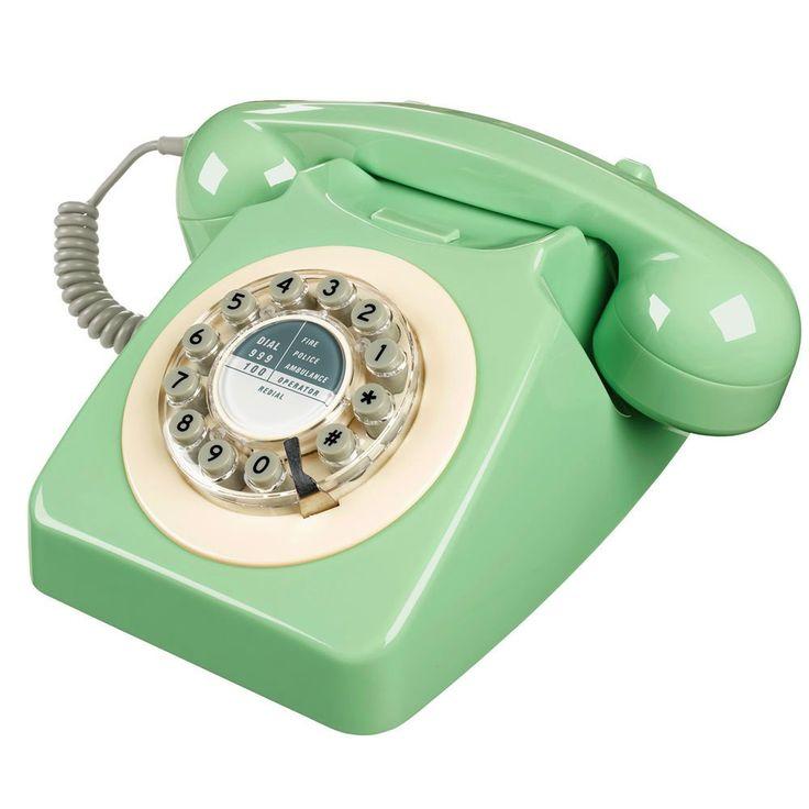 746 Replica Phone 1960s Classic Design Telephone