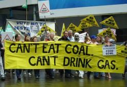 Santos Can't Bury The Truth About CSG Any Longer