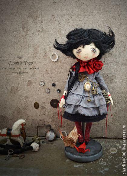 Коллекционные куклы ручной работы. Ярмарка Мастеров - ручная работа Origami Girl. Handmade.