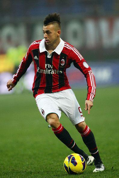 Stephan El Shaarawy of AC Milan