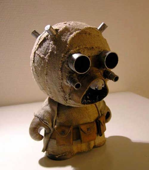yes, believe your eyes. a baby tusken raider