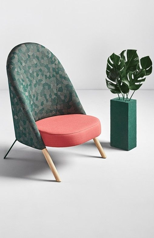 Design Studio PerezOchando brings together functionality and vanguardism in Okapi, the new armchair by Missana