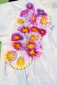 Image result for camiseta customizada com sharpie