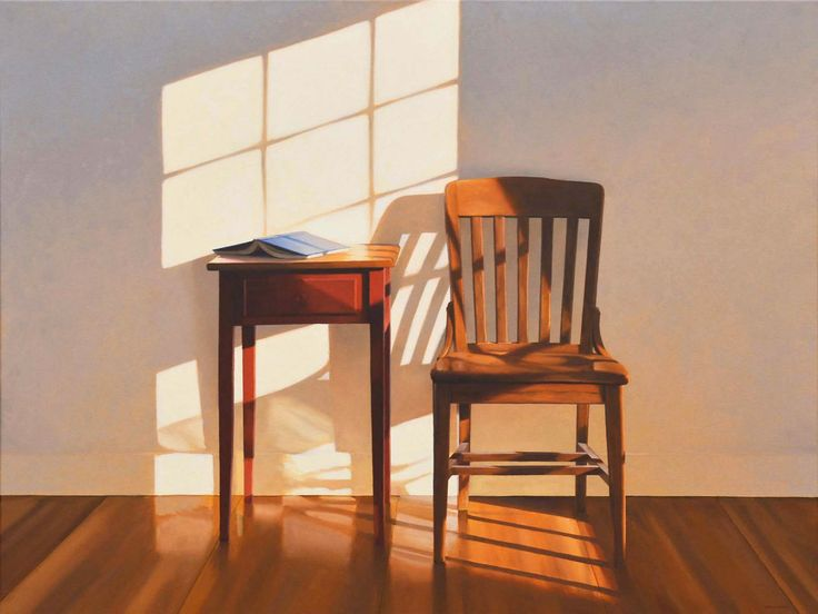 jim holland(1955- ), architecture series	  http://www.jimholland-art.com/architecture.html