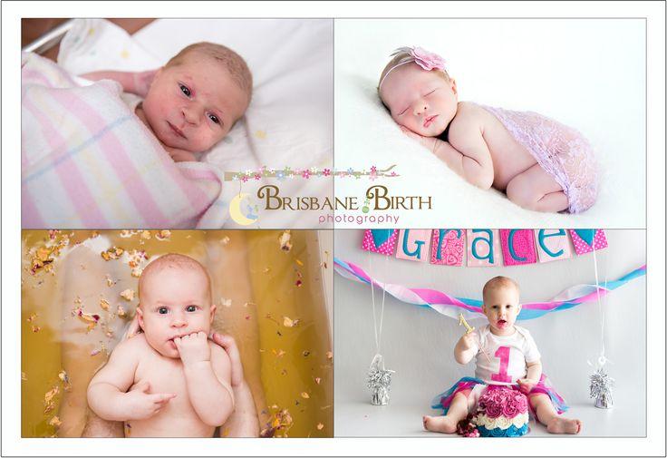 #BrisbaneBirthPhotography #SelenaRollason #NewbornBabyPhotography