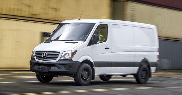 Mercedes Breaks Ground At New Sprinter Plant in South Carolina #Mercedes #Mercedes_Sprinter