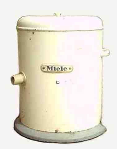 Oude centrifuge