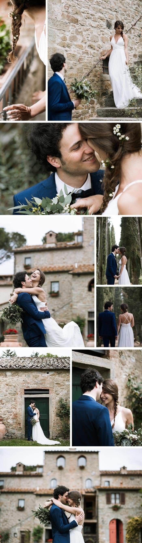 Wunderschön ! beim Styled Shoot mit dem Thema Sukkulenten entstanden wundervolle Bilder vor italienischer Kulisse! I © Duepunti Wedding Photography