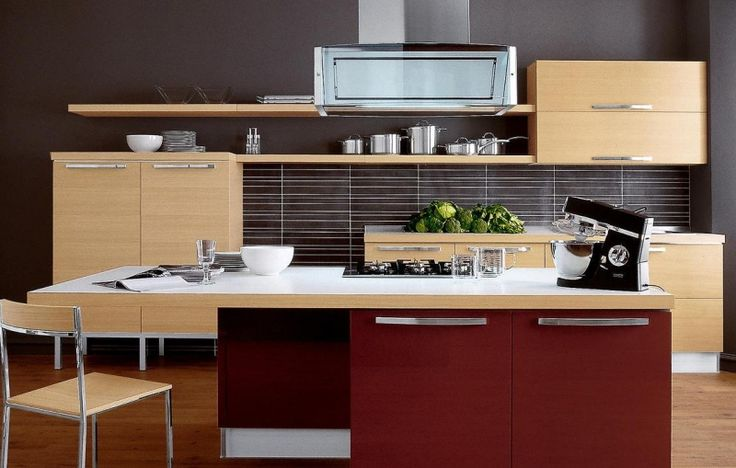 beste farbe für küche – 55 gestaltungsbeispiele gelb