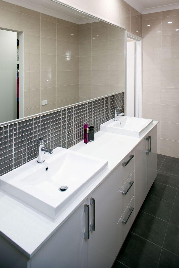 Client Built Home - Bathroom -                        Perth Home Builders perthhomebuilders.net.au