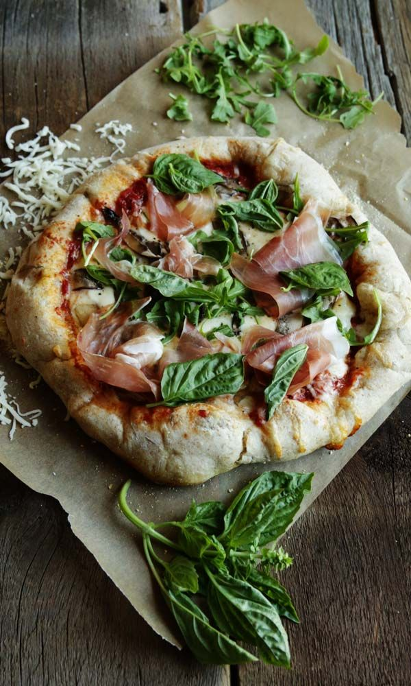 17 Best images about Grilled Pizza on Pinterest ...