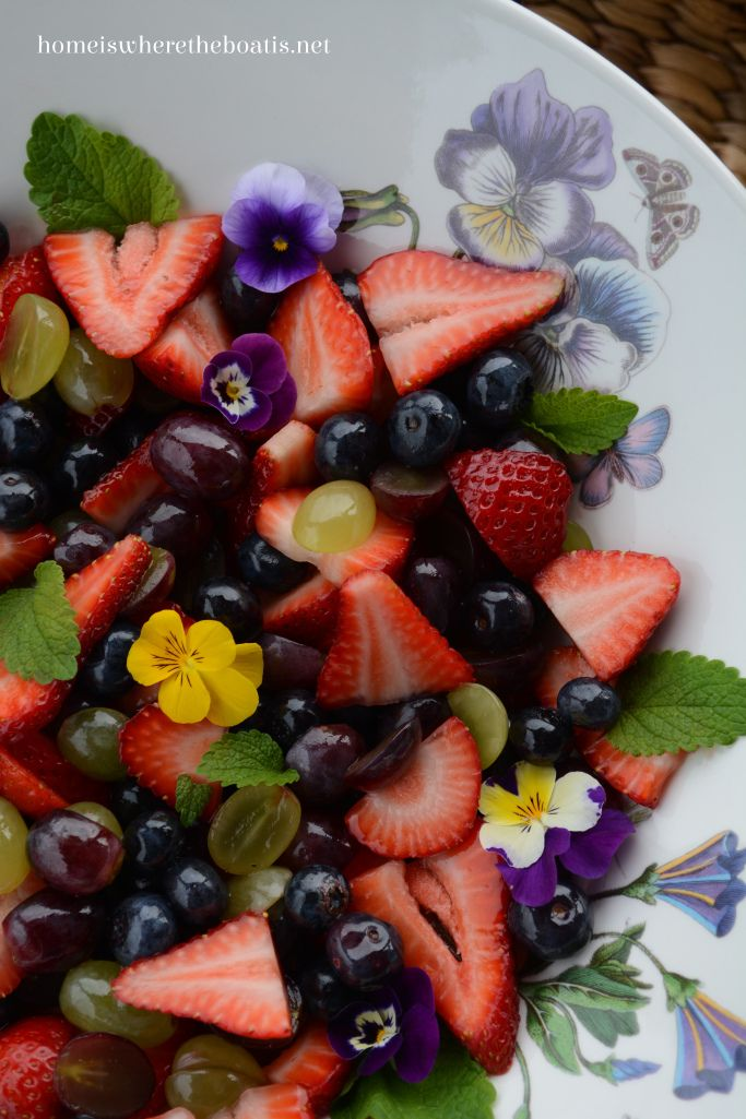healthy fruit salads fruit seasons