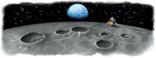 Maanlanding - 20 juli 2009 Op 16 juli 1969 werd de Saturnus V-raket met de Maanlander, de Commando en servicemodule en de astronauten Neil Armstrong, Edwin Aldrin en Michael Collins gelanceerd richting de maan. Op 20 juli scheidde de maanlander met Armstrong en Aldrin van de CSM, waarin Collins alleen achter bleef om vervolgens om 16:18 uur te landen in de Mare Tranquillitatis. Om 22:56 uur plaatselijke tijd zette Armstrong als eerste mens een voet op de maan met de legendarische woorden…