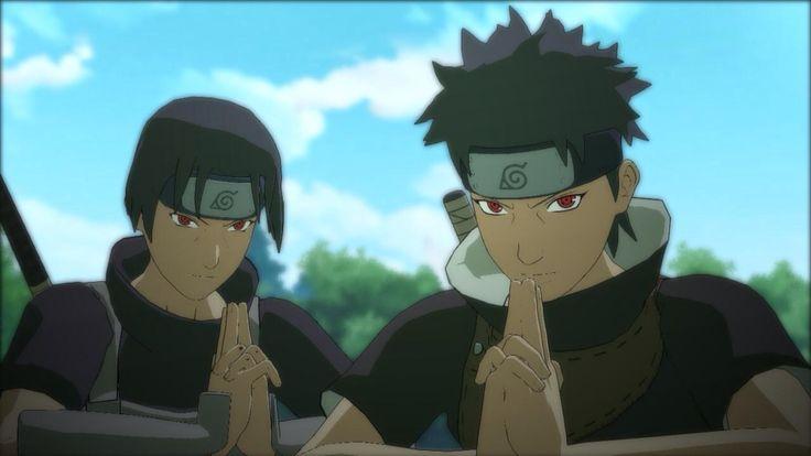 Naruto Shippudden ultimate ninja storm revolution